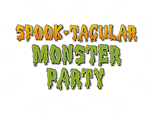 Kids Monster Halloween Party