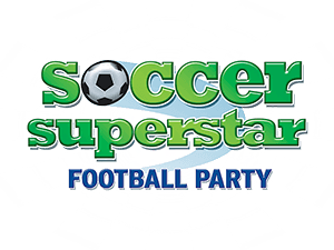 Kids Soccer Superstar Party