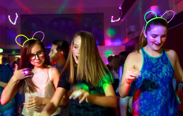 Uv Glow Party Neon Party Childrens Uv Disco Dna Kids