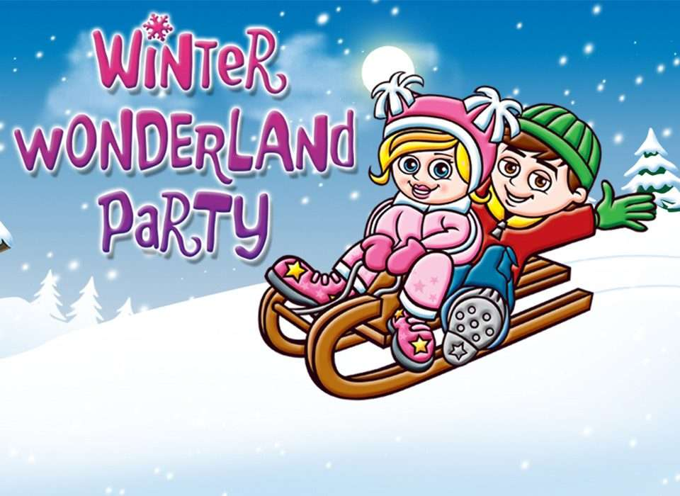 Winter Wonderland Christmas Birthday Parties