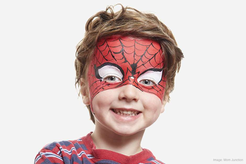 Why not add some fun face painting? - DNA Kids