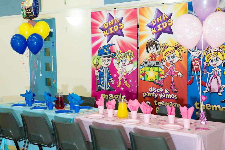 The Ultimate A Z Kids Party Checklist