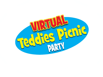 Virtual Teddies Picnic Party
